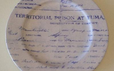 PRISON PLATES