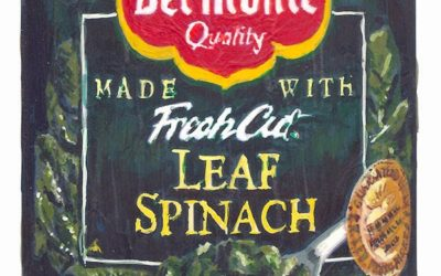 EAT YOUR SPINACH