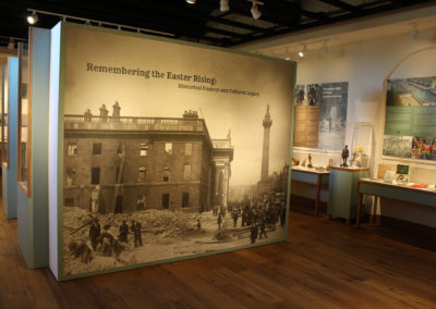 1916 easter rising exhibit