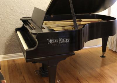 Megan Kelley Website