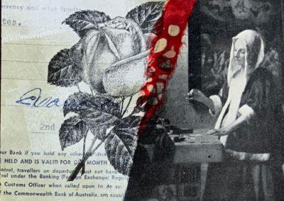 hugarian collage
