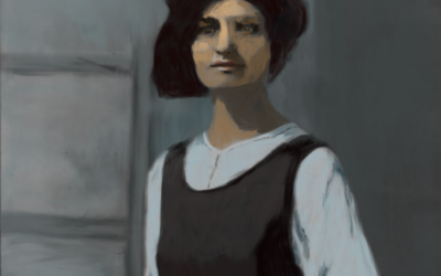 rose winslow, suffragist 1916