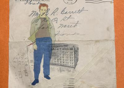 Beverly R. Garrett Letters